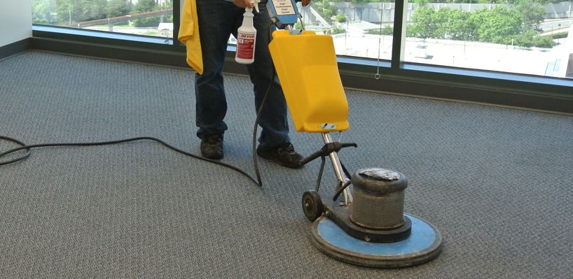 commercial carpet cleaning services in Omaha